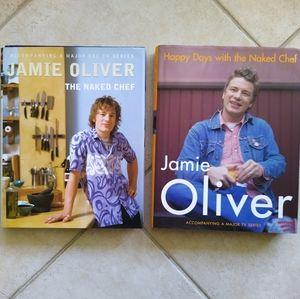 Recipe Books - Jamie Oliver x 2
